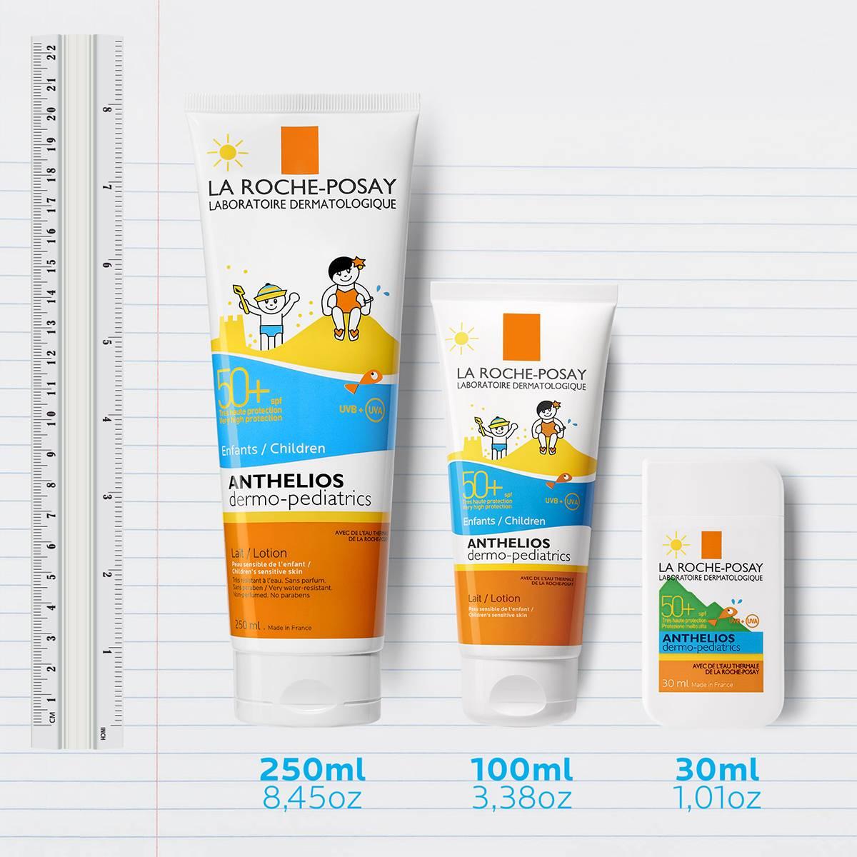 La Roche Posay Produktsida Sol Anthelios Dermo Pediatrics-serien 3337875