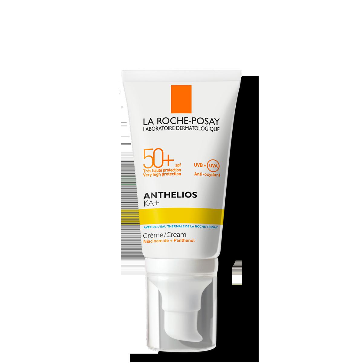 La Roche Posay Produktsida Sol Anthelios KA SPF50 50ml 3337875650786 F