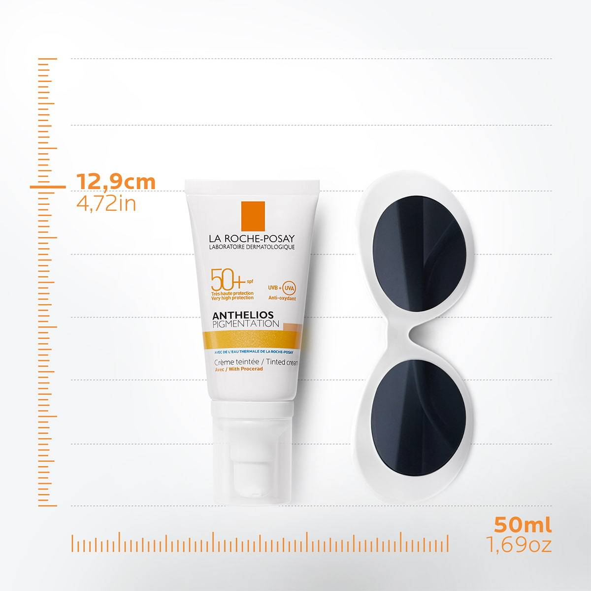 La Roche Posay Produktsida Sol Anthelios Pigmentation Tinted Cream