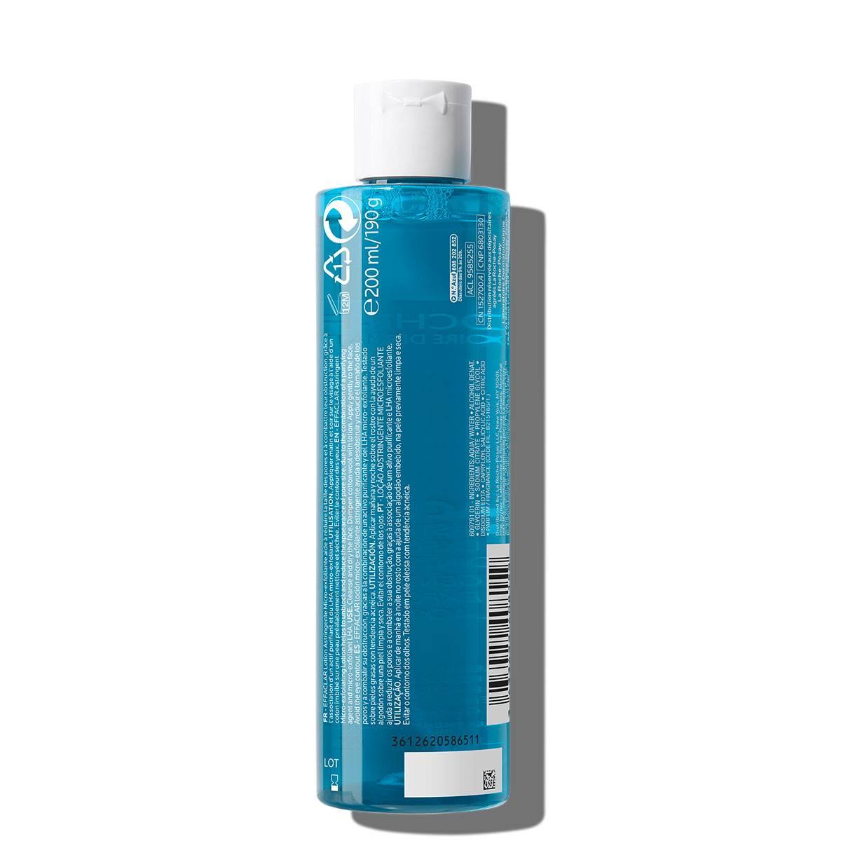 La Roche Posay Ansiktsvård Effaclar Micro Exfoliating Astringent Toner 2