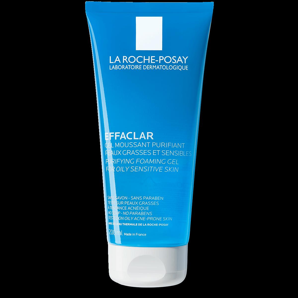 La Roche Posay Ansiktsrengöring Effaclar Cleansing Foaming Gel 200ml 3337