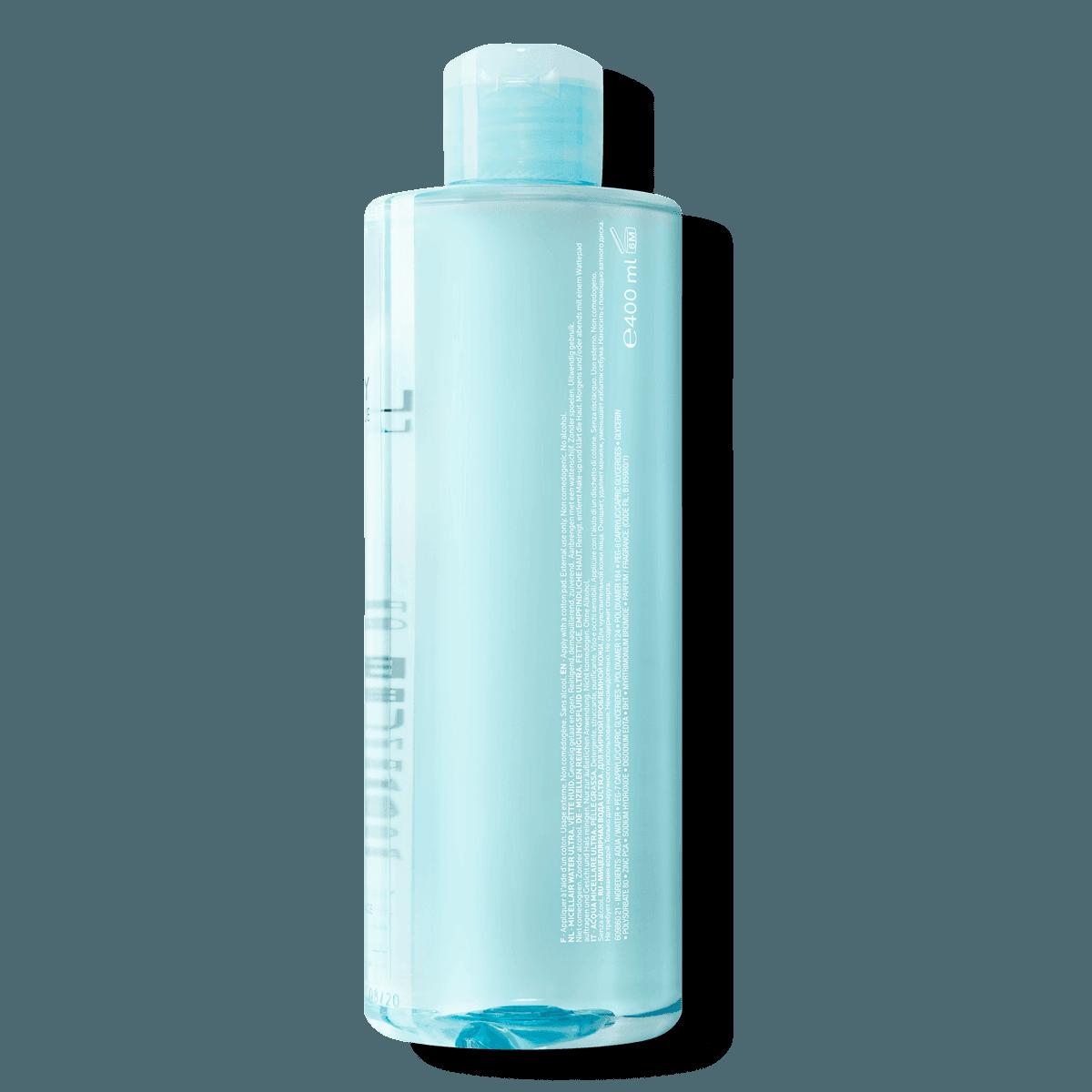 La Roche Posay Ansiktsrengöring Effaclar Micellar Water Ultra 400ml 33378