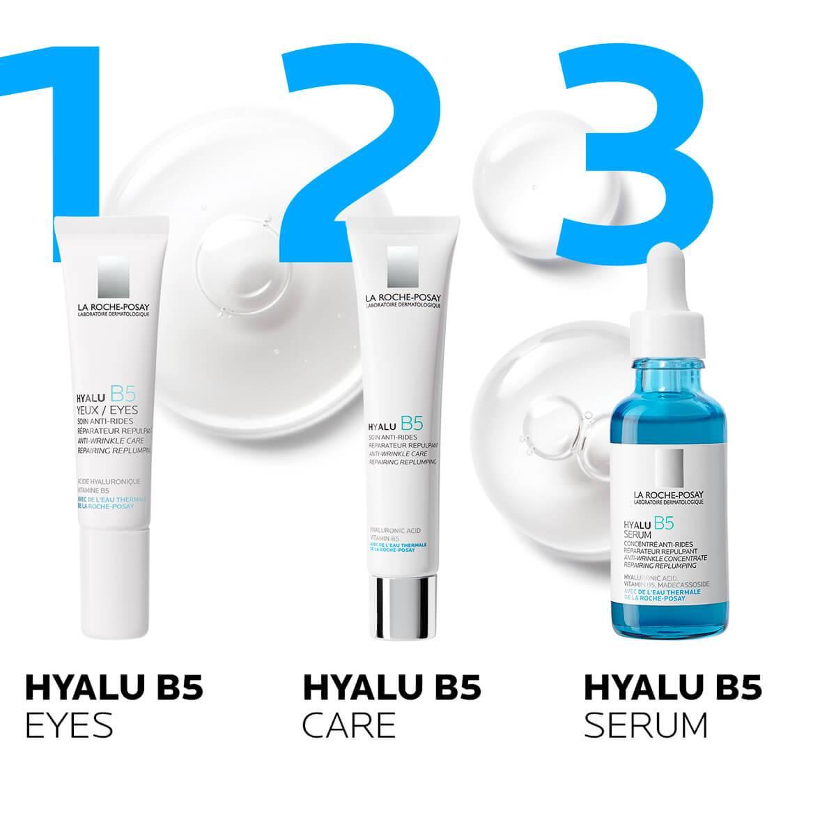 La Roche Posay Produktsida Anti-aging Hyalu B5 Serum 30ml 333787558362 rutin