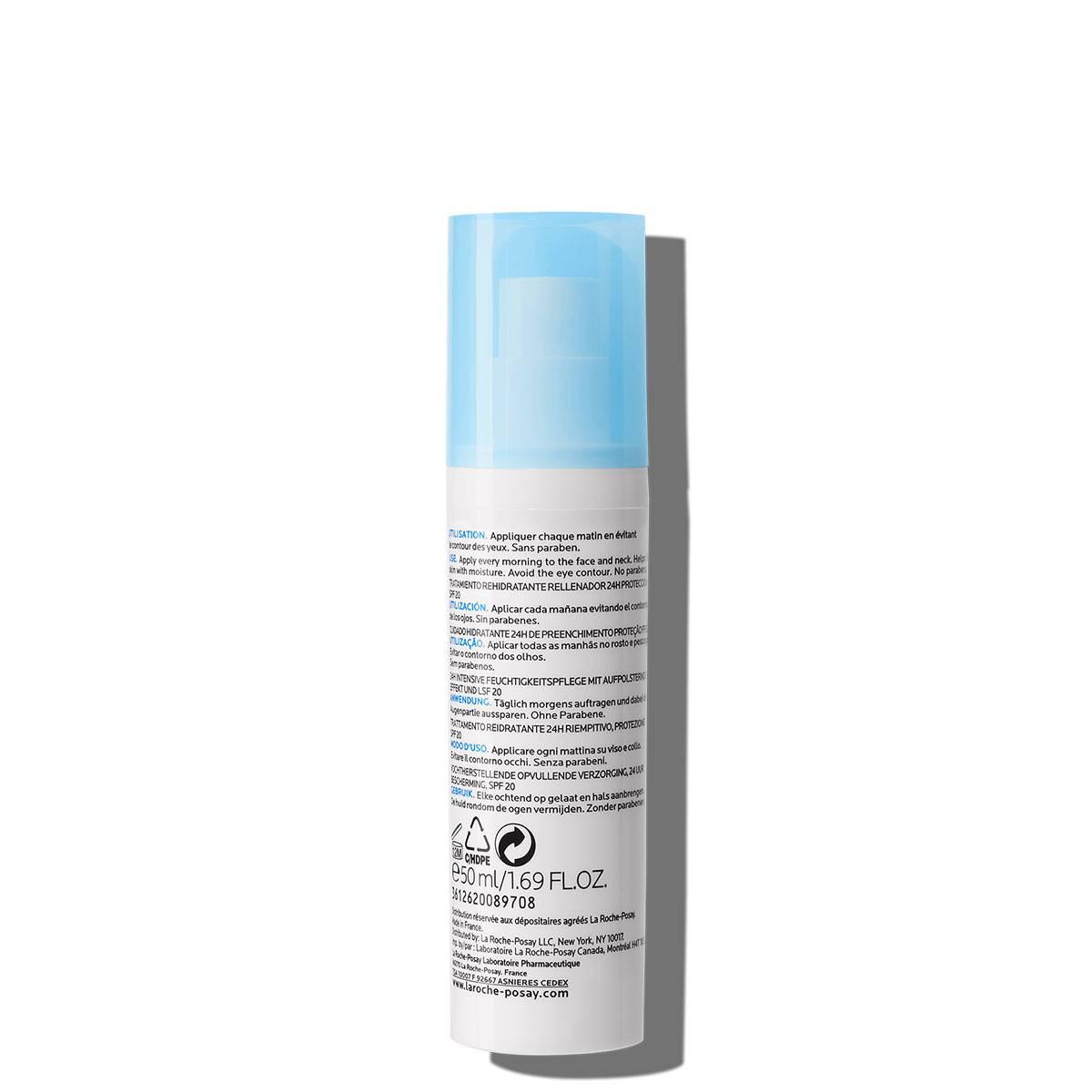 La Roche Posay Produktsida Hydraphase UV Intense Rich Spf20 50ml 33378