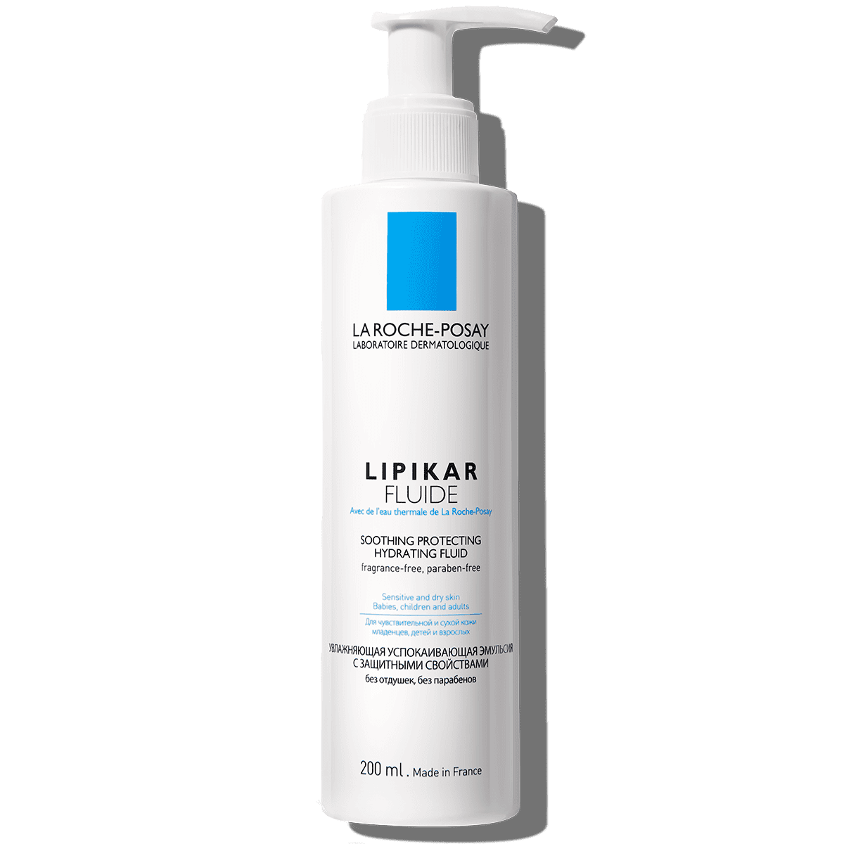 La Roche Posay Produktsida Eczema Lipikar Fluide 200ml 3337872420603