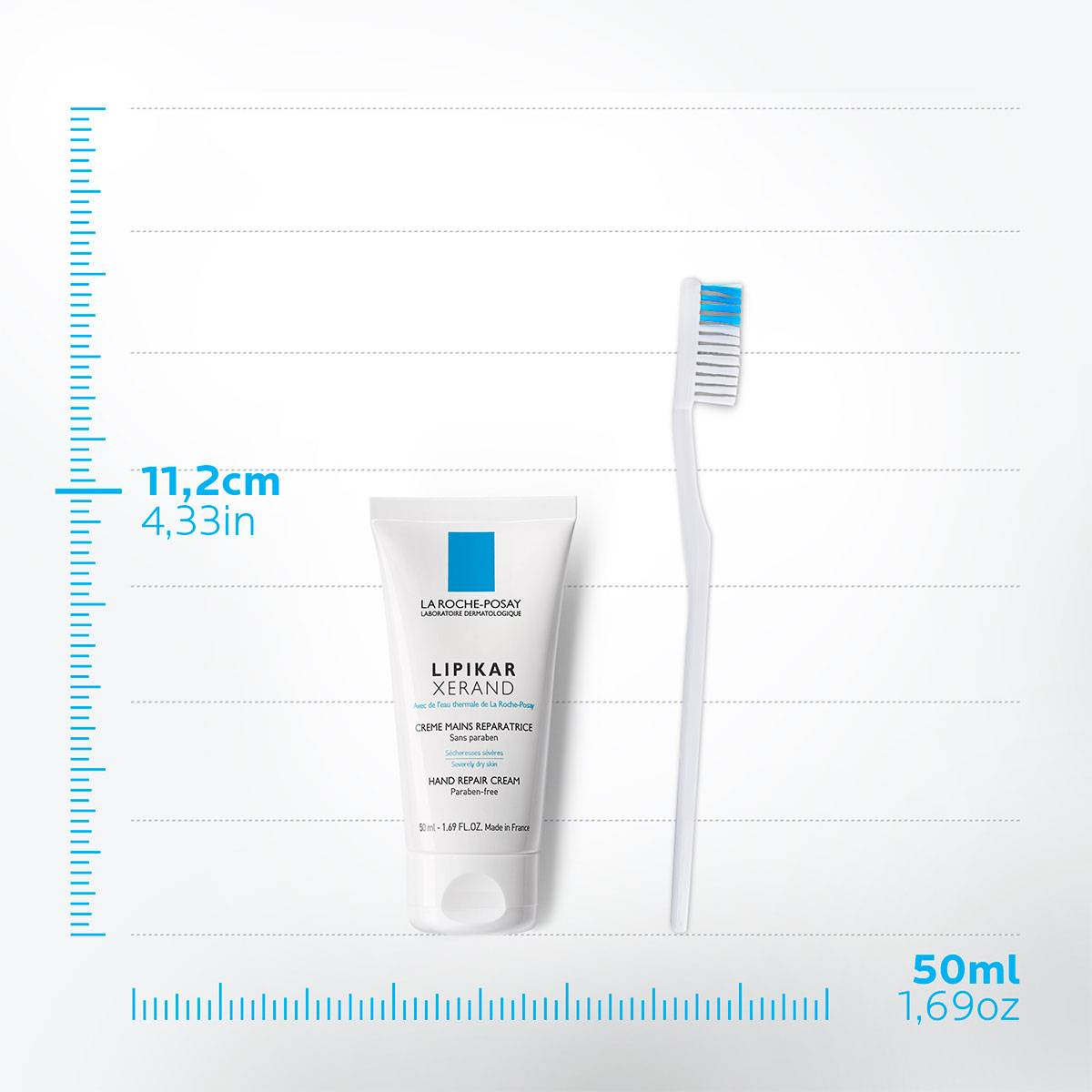 La Roche Posay Produktsida Tendens till atopi Lipikar Xerand 50ml 3337872412684