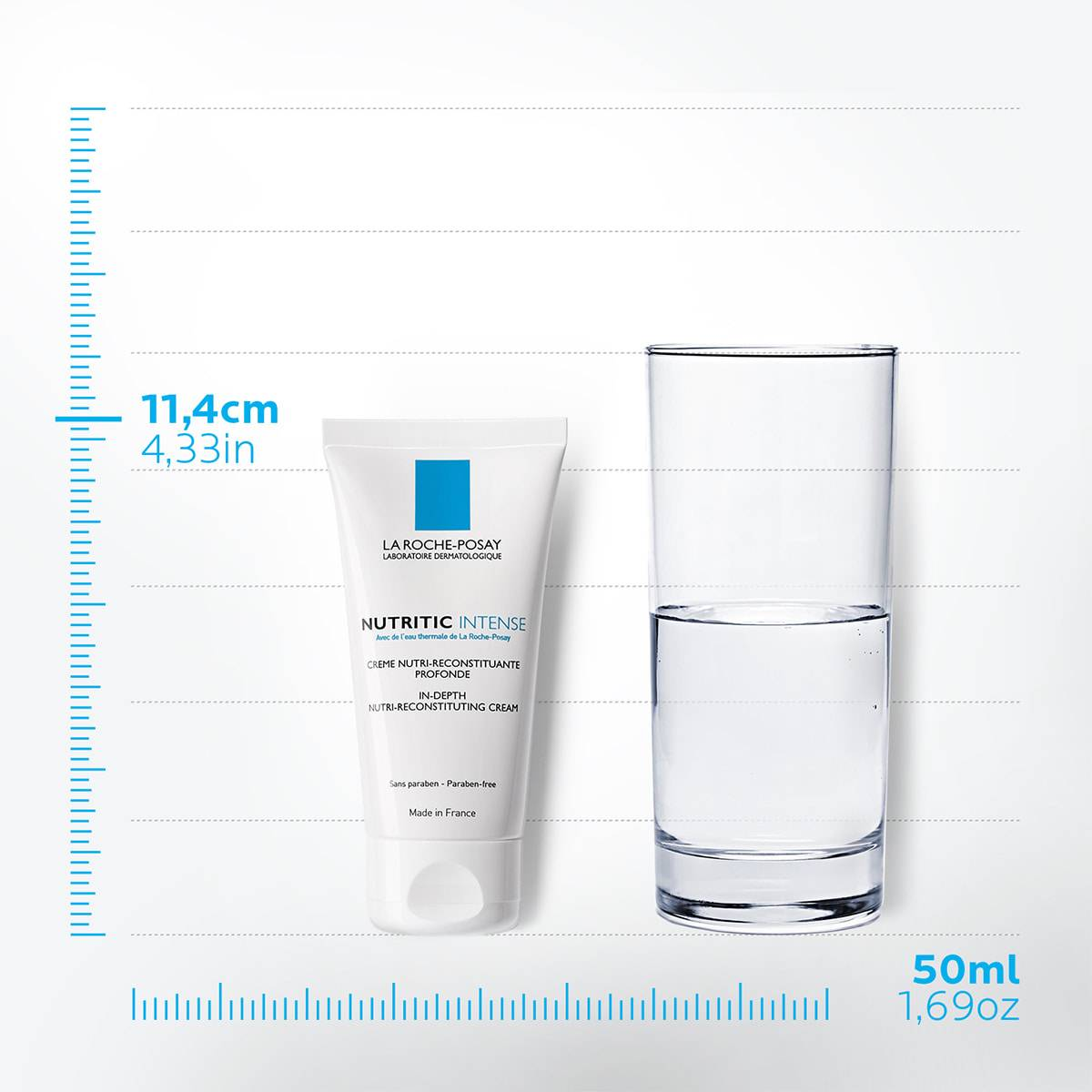 La Roche Posay Produktsida Ansiktsvård Nutritic Intense Cream 50ml 33378