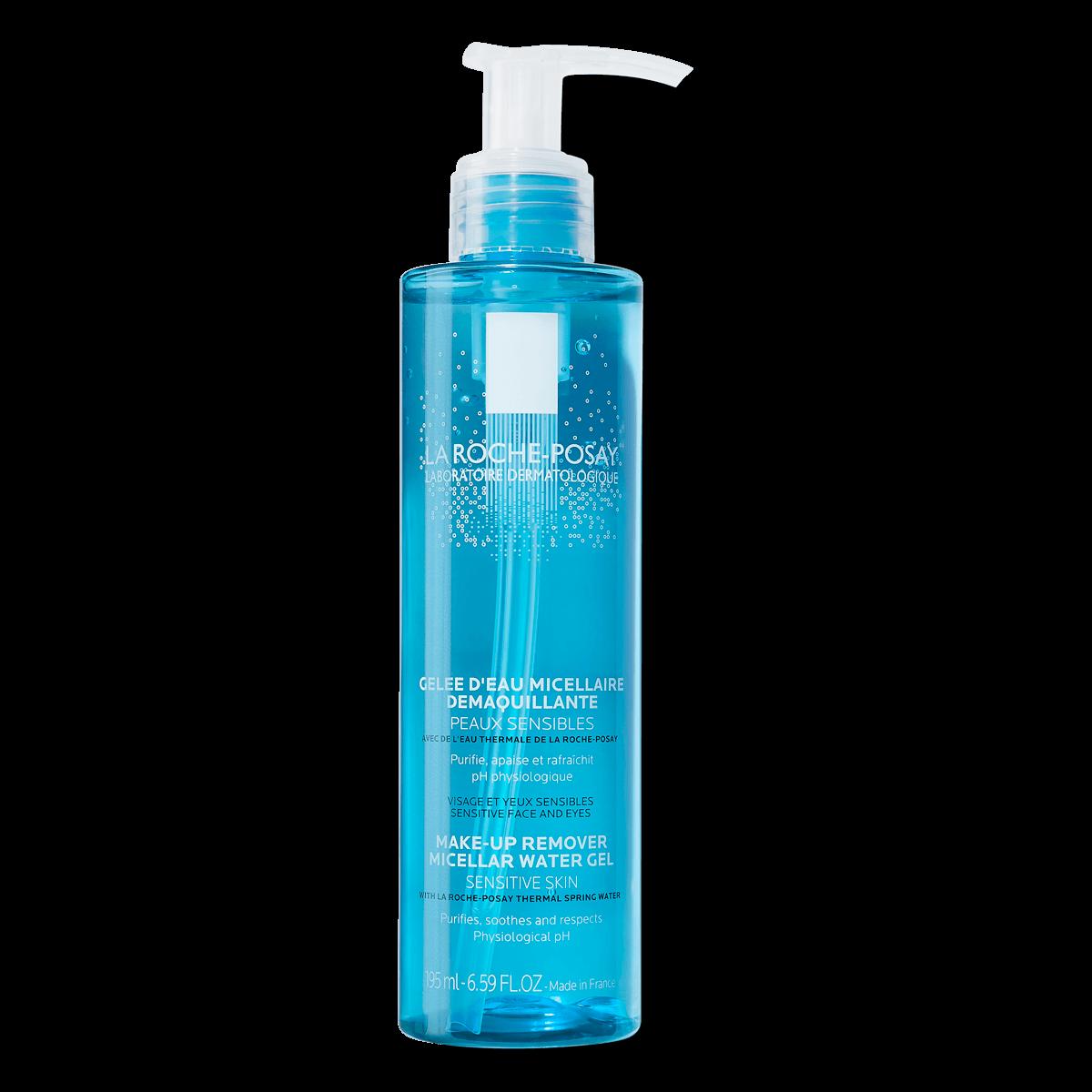 La Roche Posay Produktsida Sminkborttagning Micellar Water Gel 195ml