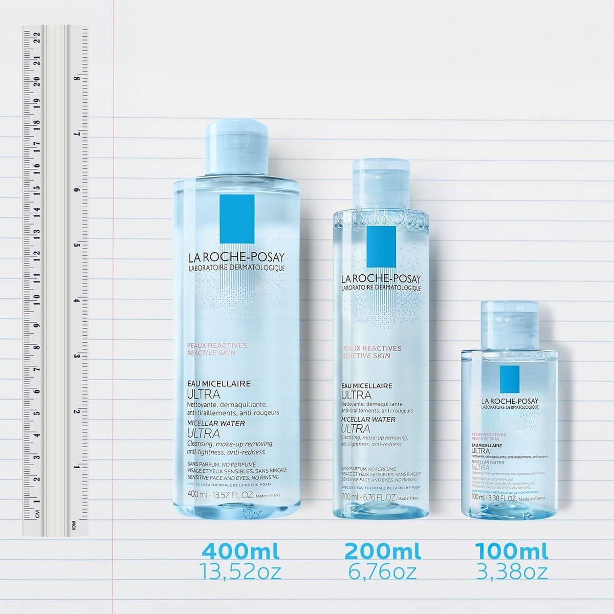 La Roche Posay Produktsida Micellar Water Ultra-serien 3337875528108 3
