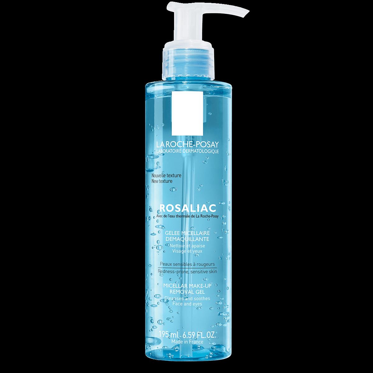 La Roche Posay Produktsida Ansiktsrengöring Rosaliac Make Up Removal Gel