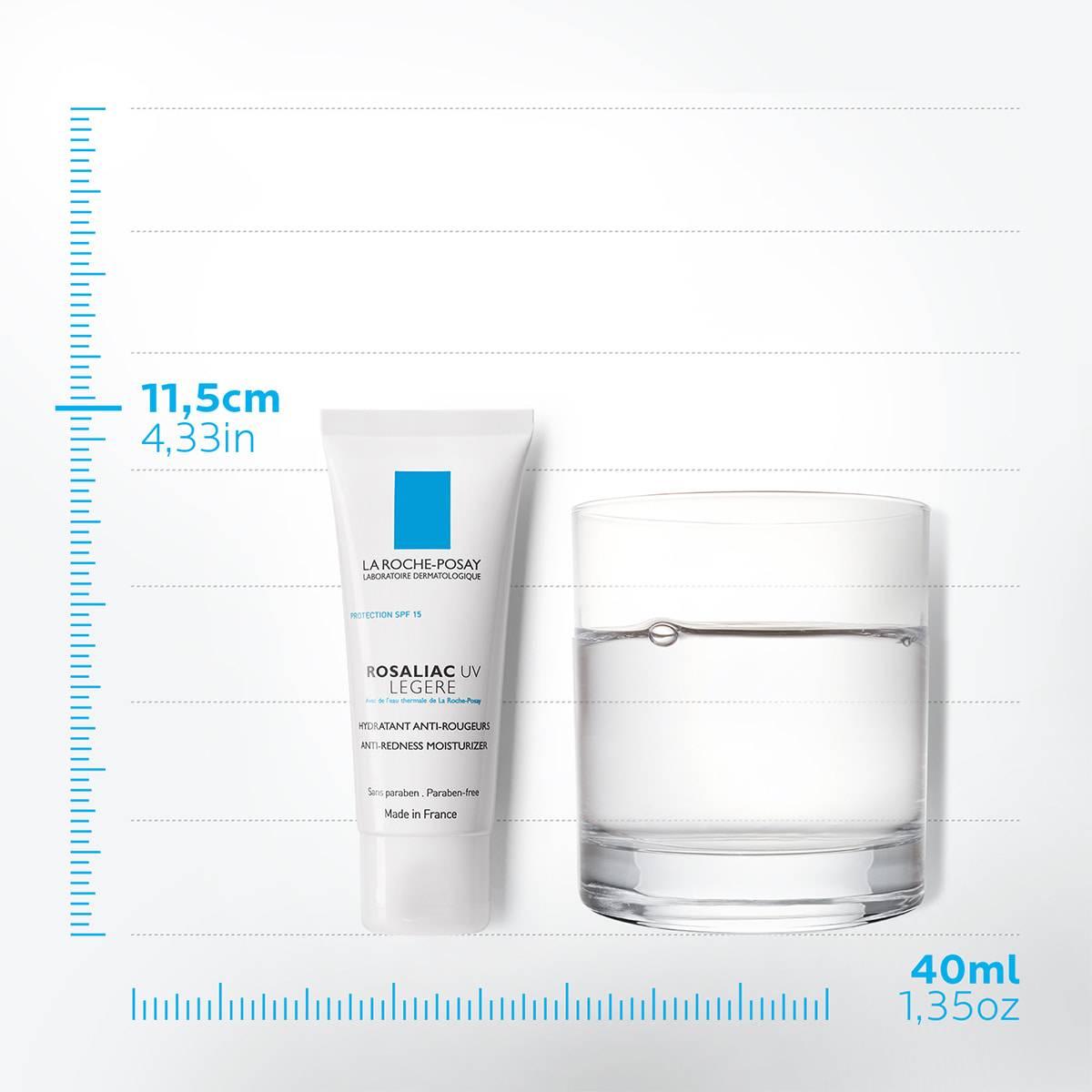 La Roche Posay Produktsida Ansiktsvård Rosaliac UV Light Spf15 40ml 3337