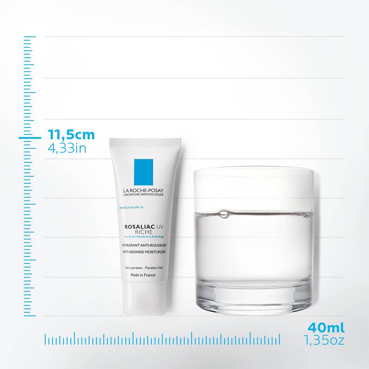 La Roche Posay Produktsida Ansiktsvård Rosaliac UV Rich Spf15 40ml 33378