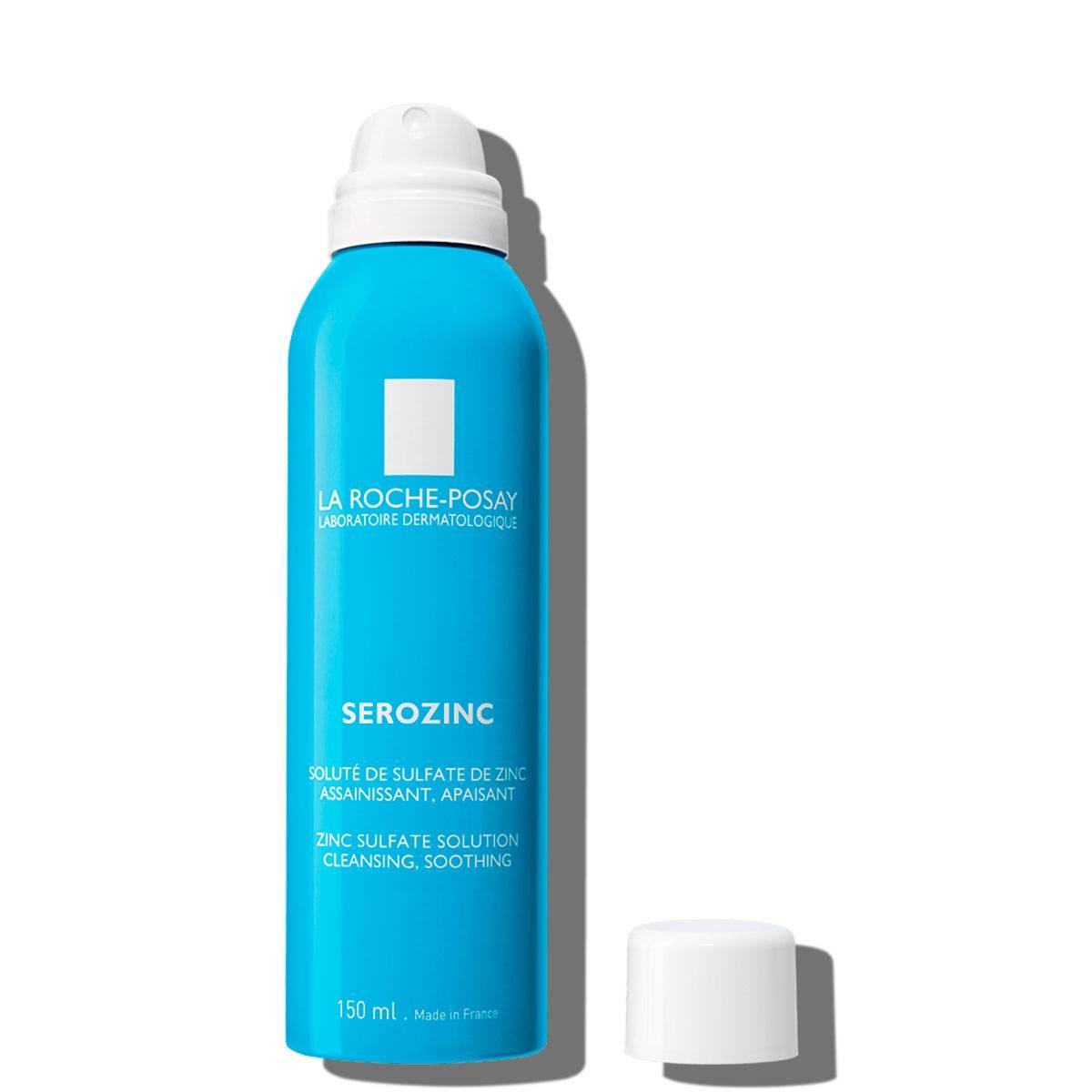 La Roche Posay ProductPage Serozinc Spray Zink 150ml 3433422406728 Ope