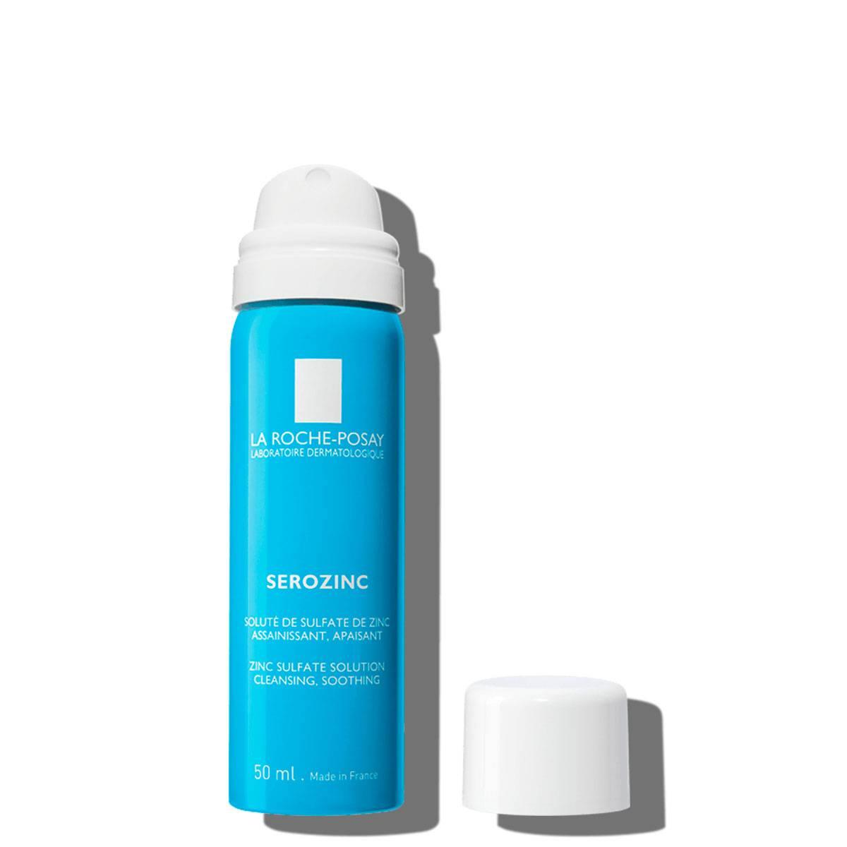 La Roche Posay Produktsida Serozinc Spray Zink 50ml 3337875522601 Öppen