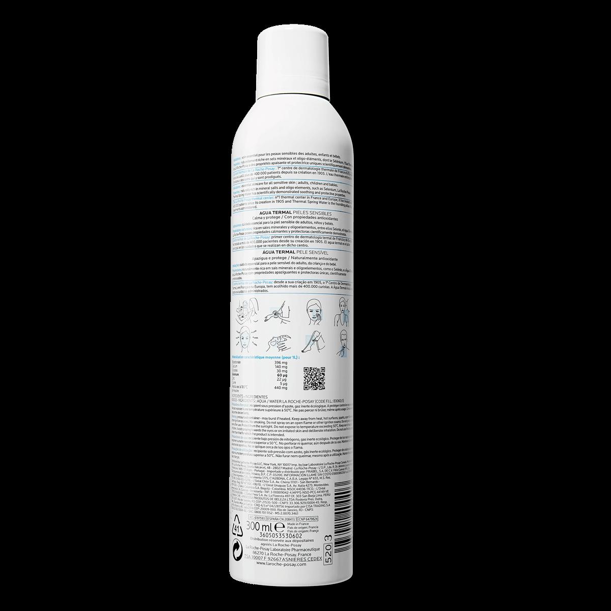 La Roche Posay Produktsida Thermal Spring Water 300ml 3433422404403