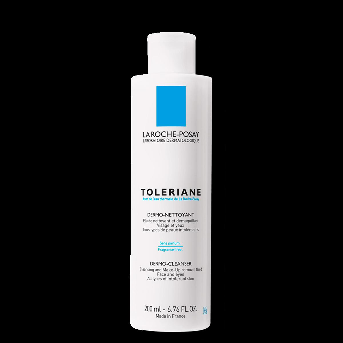 La Roche Posay Produktsida Känslig Allergisk Toleriane Dermo Cleanser