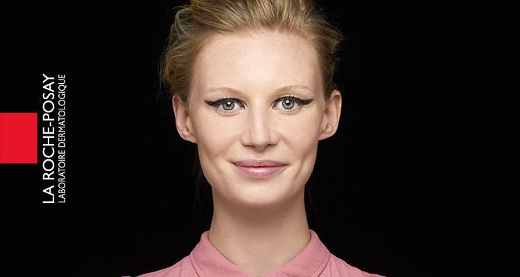x La Roche Posay Känslig Toleriane Make up Jessica Efter