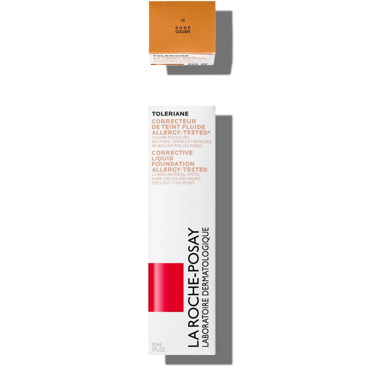 La Roche Posay Känslig Toleriane Make up CORRECTIVE LIQUID