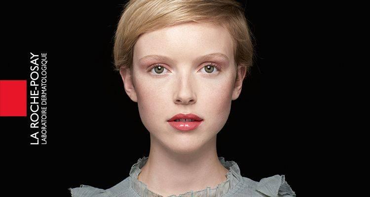 La Roche Posay Känslig Toleriane Make up Ivory Audrey Efter