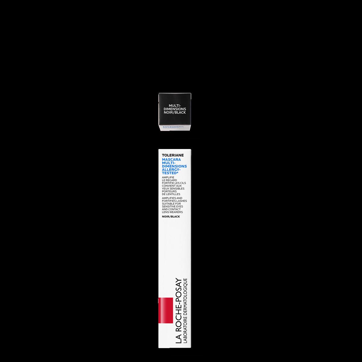 La Roche Posay Känslig Toleriane Make up MULTIDIMENSIONS MASCARA Black