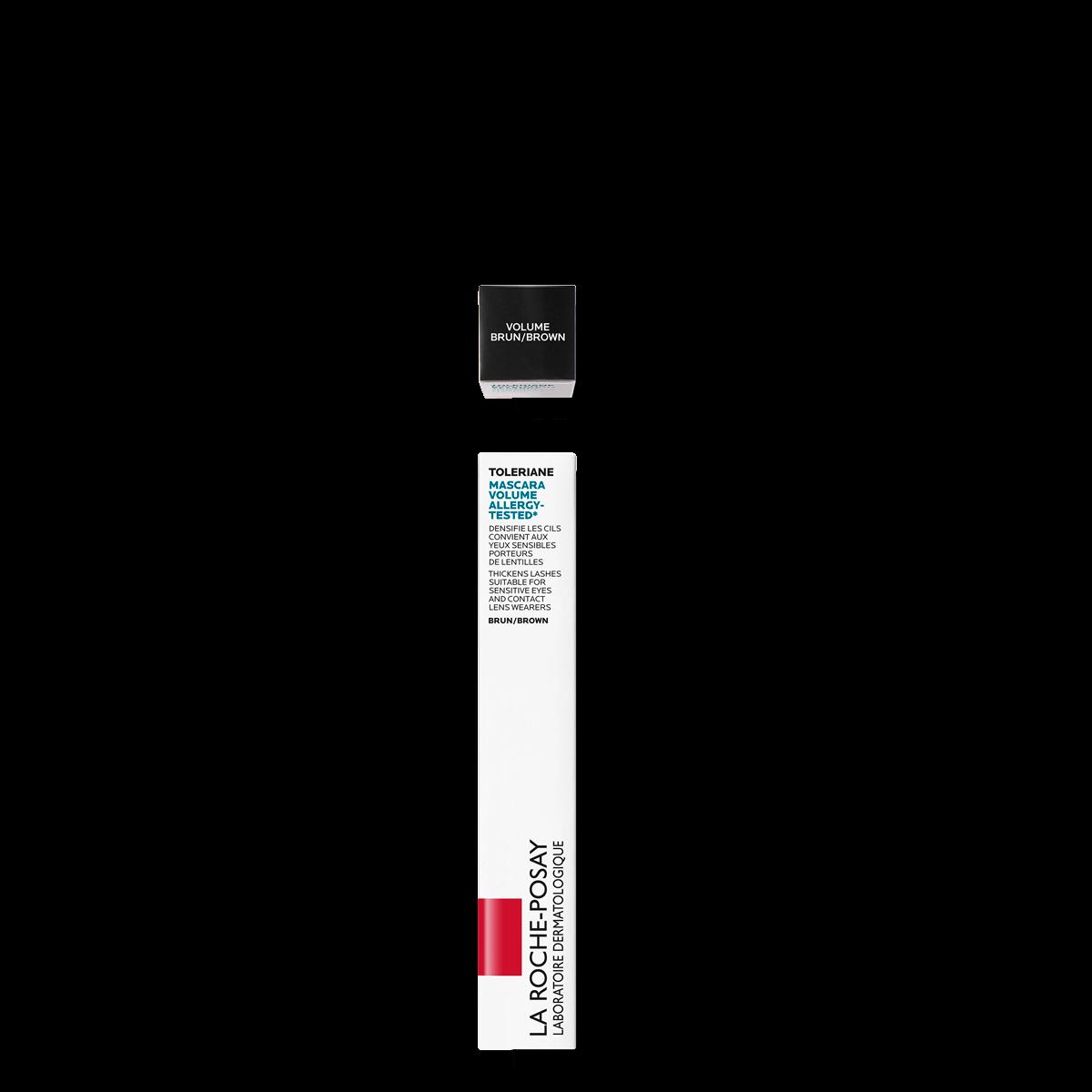 La Roche Posay Känslig Toleriane Make up VOLUME MASCARA Brown 333787