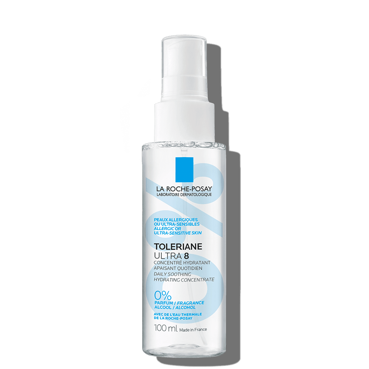 La Roche Posay Produktsida Känslig Allergisk Toleriane Ultra 8 100ml