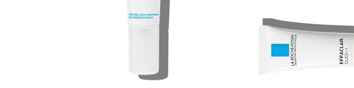 La Roche Posay tendens till akne effaclar sortiment överst på sidan