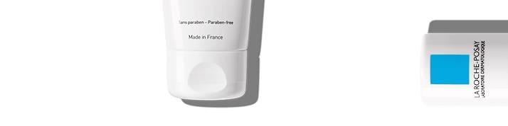 La Roche Posay anti-aging nutritic-sortimentet överst på sidan