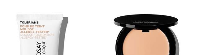 La Roche Posay makeup-sortimentet längst ned på sidan